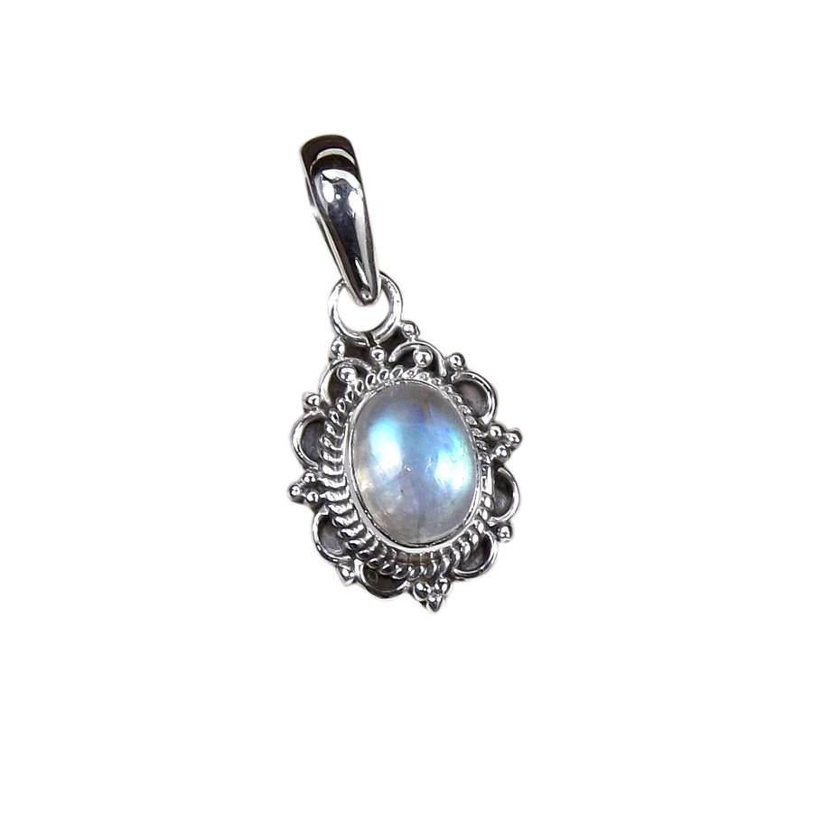 Tripti Moonstone Necklace