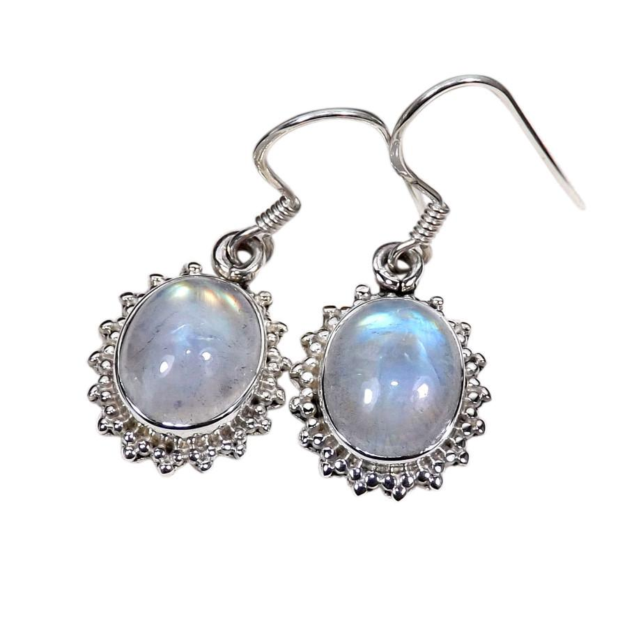 Indira Gemstone Earrings