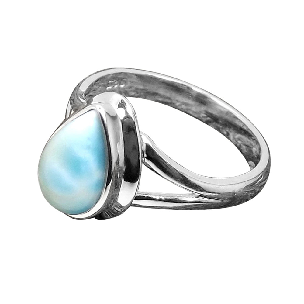 Grace Larimar Ring