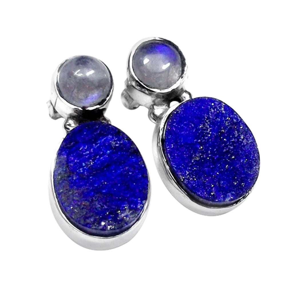 Adweta Gemstone Post Earrings