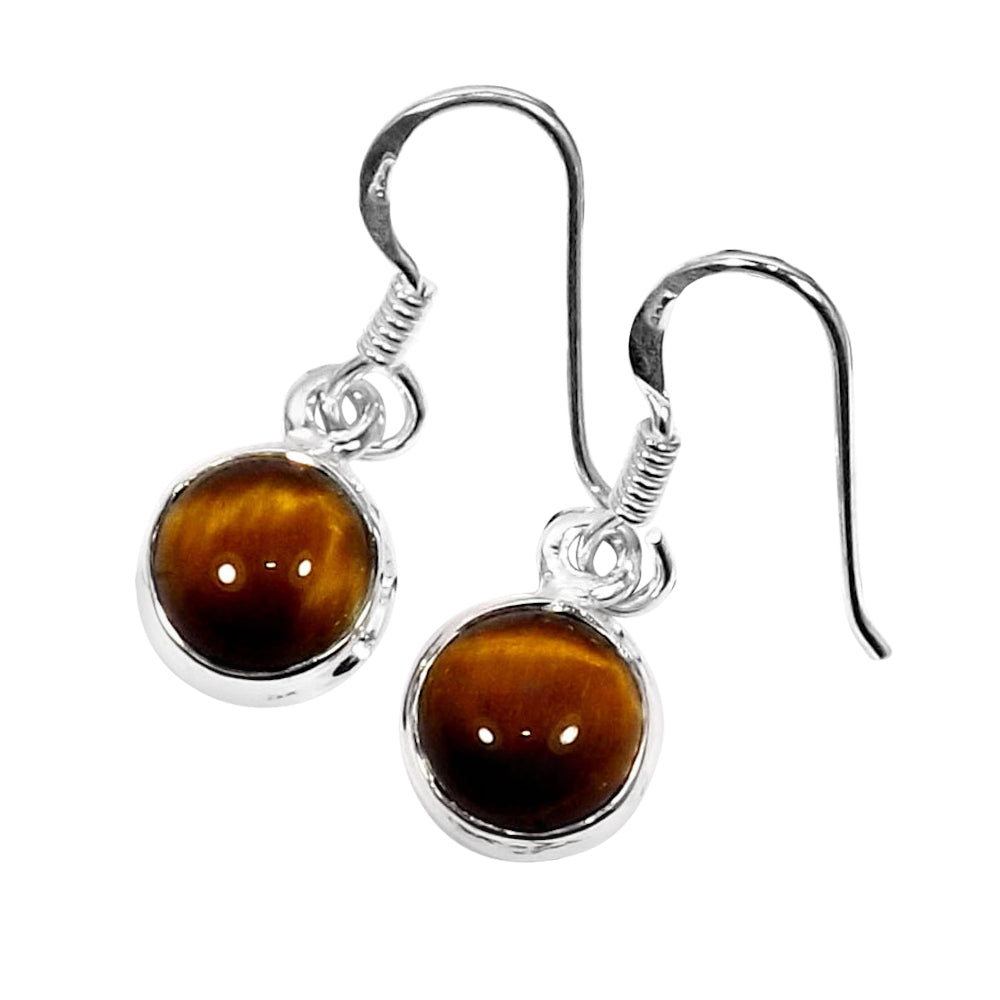 Amruta Tiger Eye Earrings