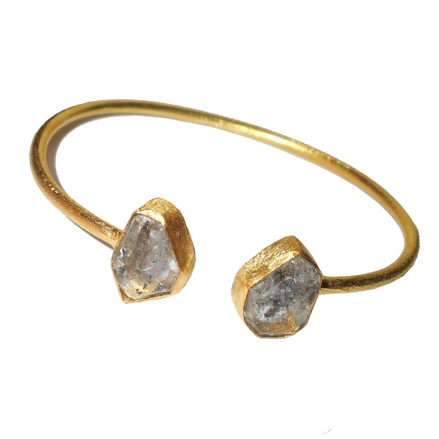 Sena Herkimer Diamond Bangle
