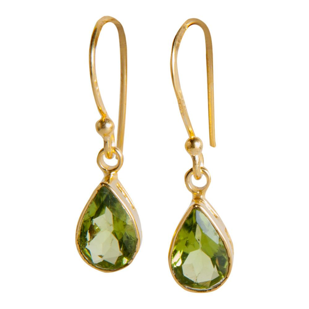Ishanvi Gemstone Earrings