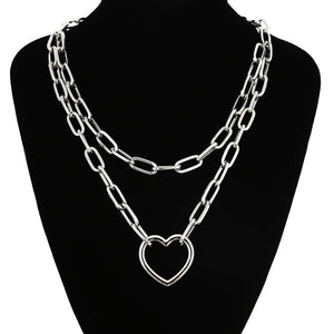 Lock you in-Double layer Lock Chain