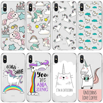 passion de licorne Coque Licorne Cartoon Samsung