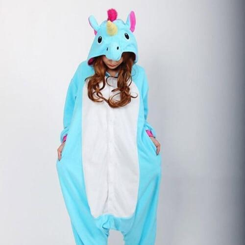 pyjama licorne combinaison pyjama licorne kigurumi licorne passion de licorne. Black Bedroom Furniture Sets. Home Design Ideas