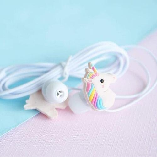 Ecouteurs Intra-Auriculaires Licorne