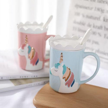 "Passion de licorne Mug Licorne ""fashion"""