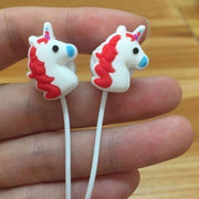 Ecouteurs Intra-Auriculaires Licorne Red