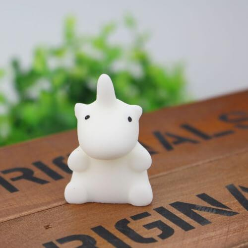 Anti-Stress Licorne White