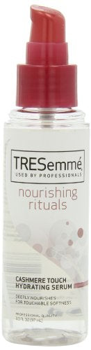 TRESemme Nourishing Rituals Cashmere Touch Hydrating Serum, 3.3 Fluid Ounce