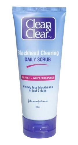 Clean & Clear Blackhead Clearing Daily 80g