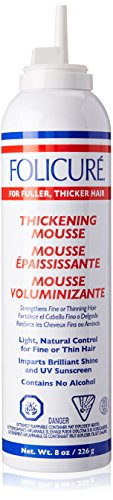 Folicure Thickening Mousse, 8 Ounce