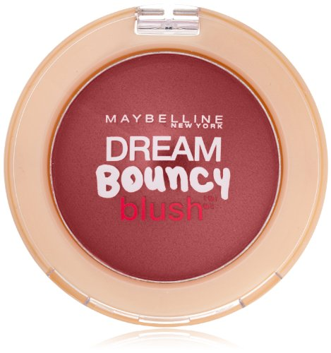 Maybelline New York Dream Bouncy Blush, Plum Wine, 0.19 Ounce