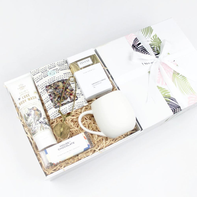 Relax Deluxe Gift Box | Spoil Me Gift Boxes | Gift Basket | Gifts Hampers