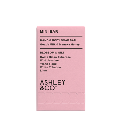 Mini Bar - Blossom & Gilt