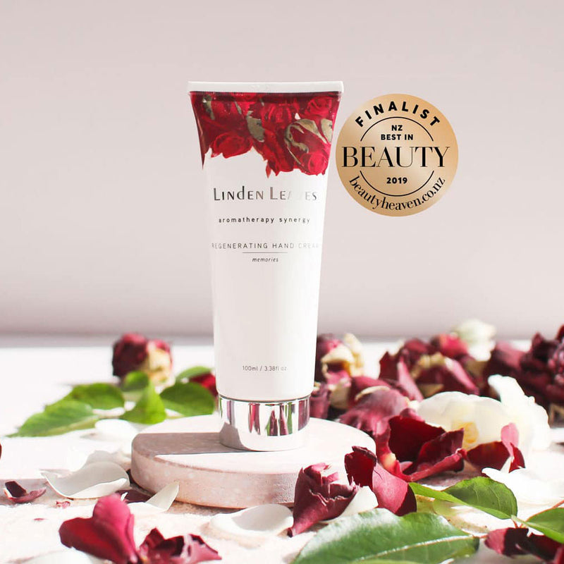 Linden Leaves Handcream | Red