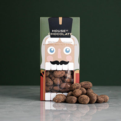 Nutcracker Nut Dragee
