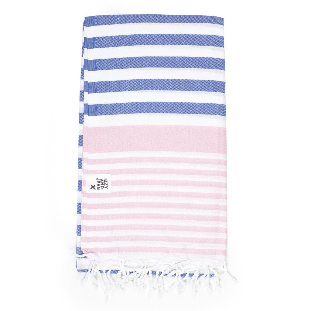 Turkish Towel Denim Pale Pink