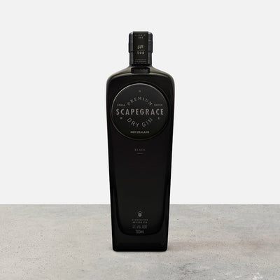 SCAPEGRACE GIN BLACK 700ML