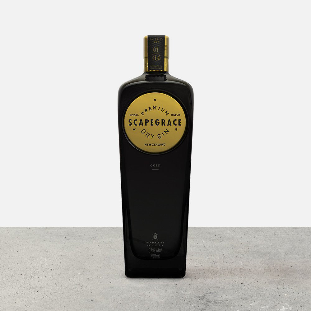 SCAPEGRACE GIN GOLD 700ML