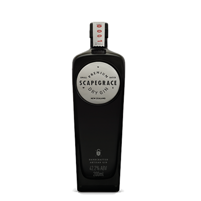 SCAPEGRACE GIN 200ML