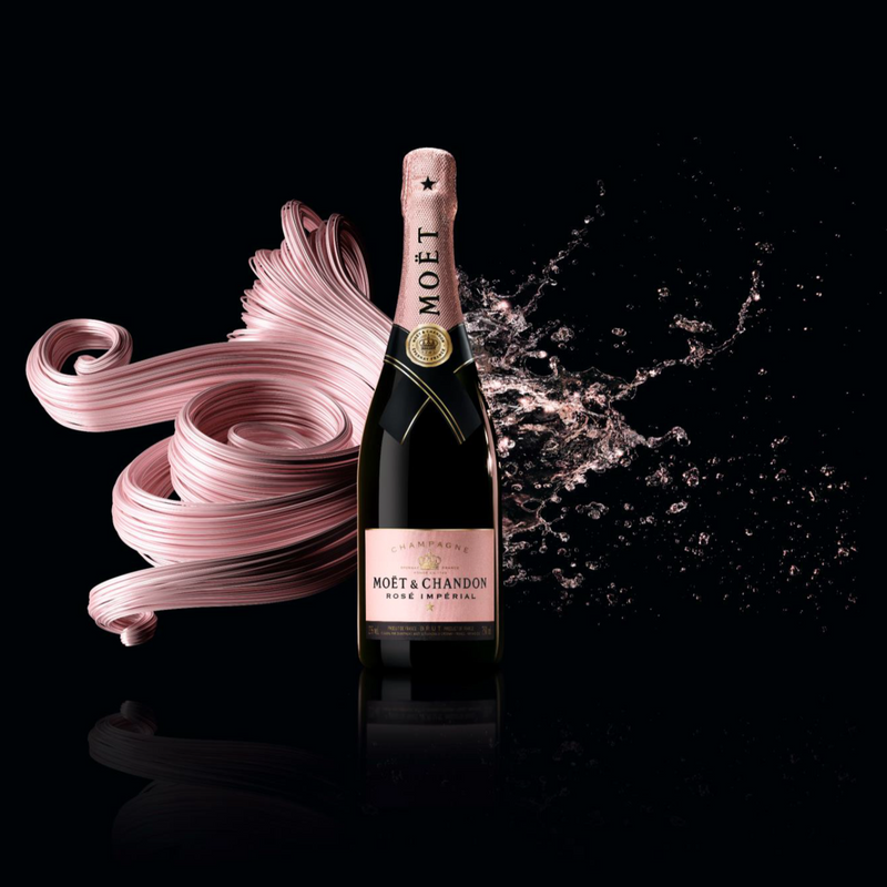 MOËT & CHANDON Rose 750ml Boxed