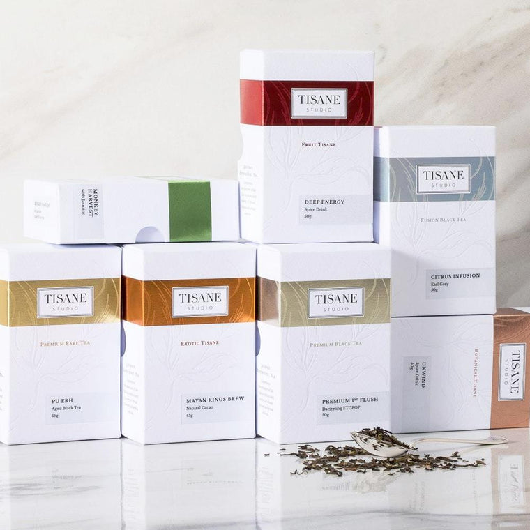 Tisane Studio | Tea Selection