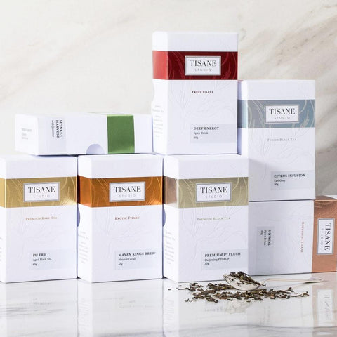 Tisane Studio | Tea Selection - Spoil Me Gift Boxes & Online Gift Store