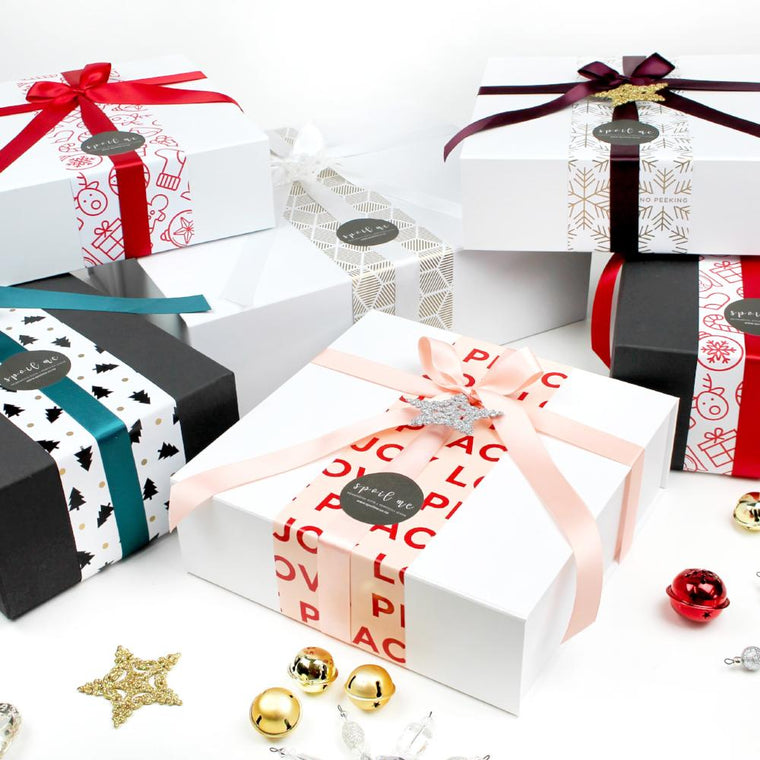 GIFT BOX DELUXE | CHRISTMAS EDITION