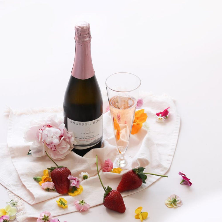 Snapper Rock Sparkling Pinot Noir Rose