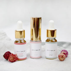 LOVESKIN OILS TRAVEL SET