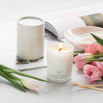 Living Lights Small Soy Candle