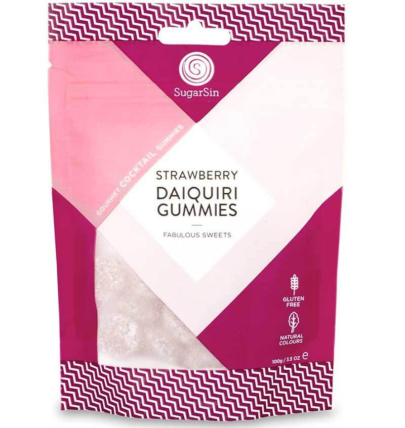 Strawberry Daiquiri Gummies