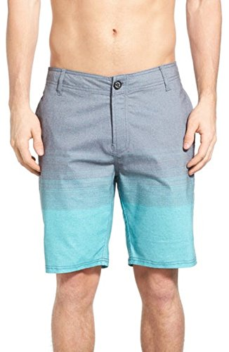 Stance Men's Brixton X Stance Boxer, Off White, Small