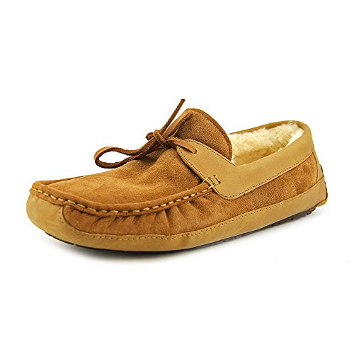 UGG Australia Men's Byron Travel Slippers Chestnut 13