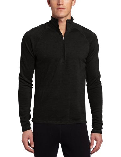 Ibex Outdoor Clothing Shak Jersey, Black, Medium