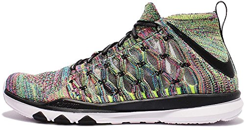 Nike Men's Train Ultrafast Flyknit Basketball Shoes, 8.5 US