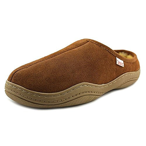 TAMARAC LINED CLOG SLIPPER #8117 Tan