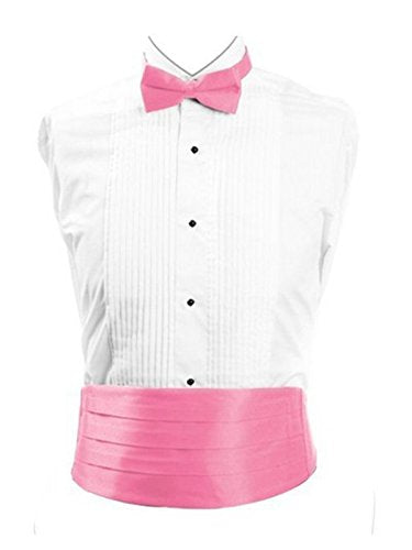 China Palaeowind Polyester Girdle Tie Men39;s Dresses,Pink