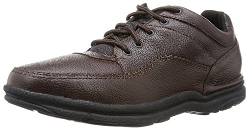 Rockport Men's World Tour Classic Walking Shoe,Brown Tumbled,10 M US