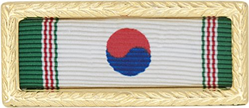 Army Korean Presidential Unit Citation-Ribbon