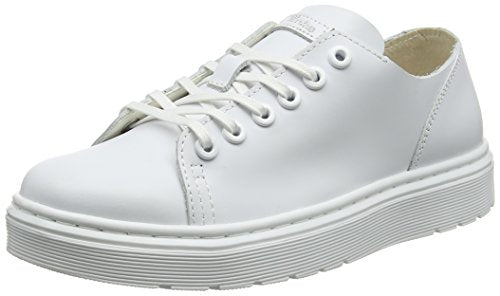 Dr. Martens Men's Dante Oxford, White, 11 UK/12 M US