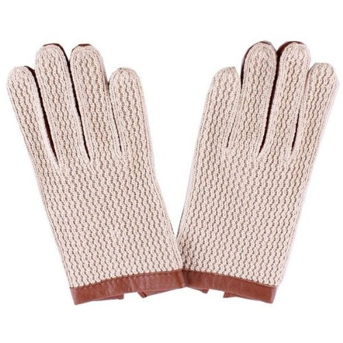 Cognac Cotswold Driving Gloves by Dents - 9½ - Dents
