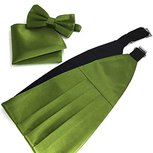 China Palaeowind Silk Business Men39;s Girdle Tie Scarf Pocket Towel Multicolor Solid,C
