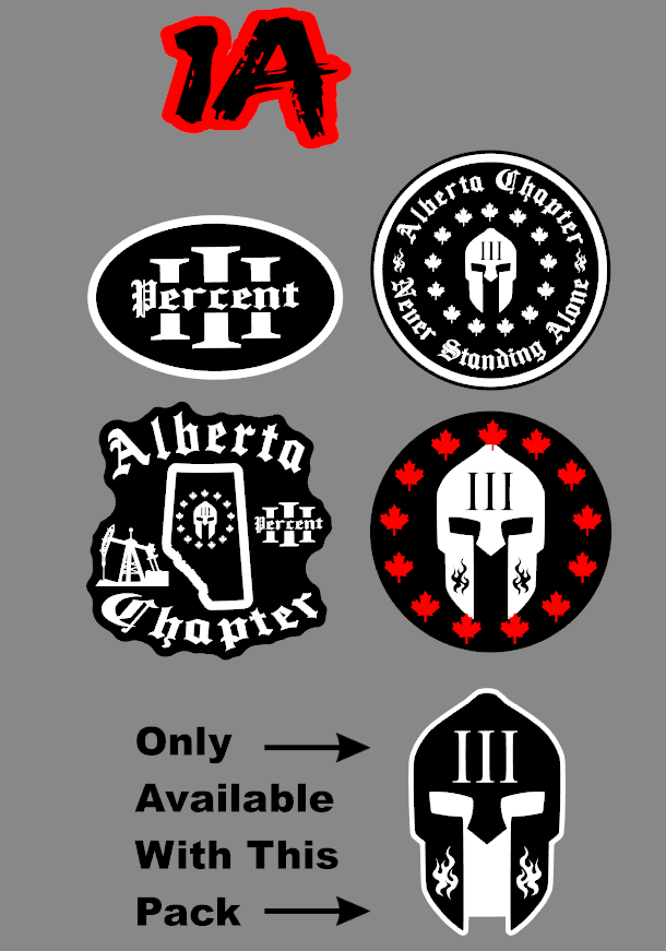 Hard Hat Decal Pack 1A
