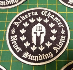 3 inch Chapter Patch