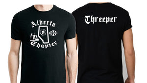 Alberta Threeper T-Shirt