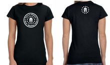 Ladies Chapter T-Shirt (Round Logo)