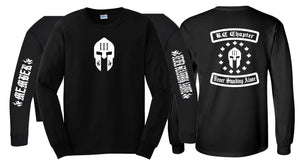 British Columbia Spartan Long Sleeve Shirt